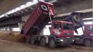 Купить песок в СПб - ЭкоТрафик(, 2014-03-21T21:01:11.000Z)