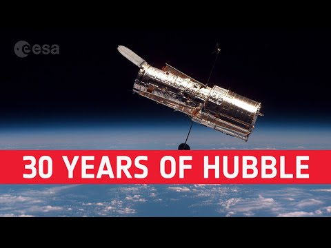 30 Years Of Science With The Hubble Space Telescope