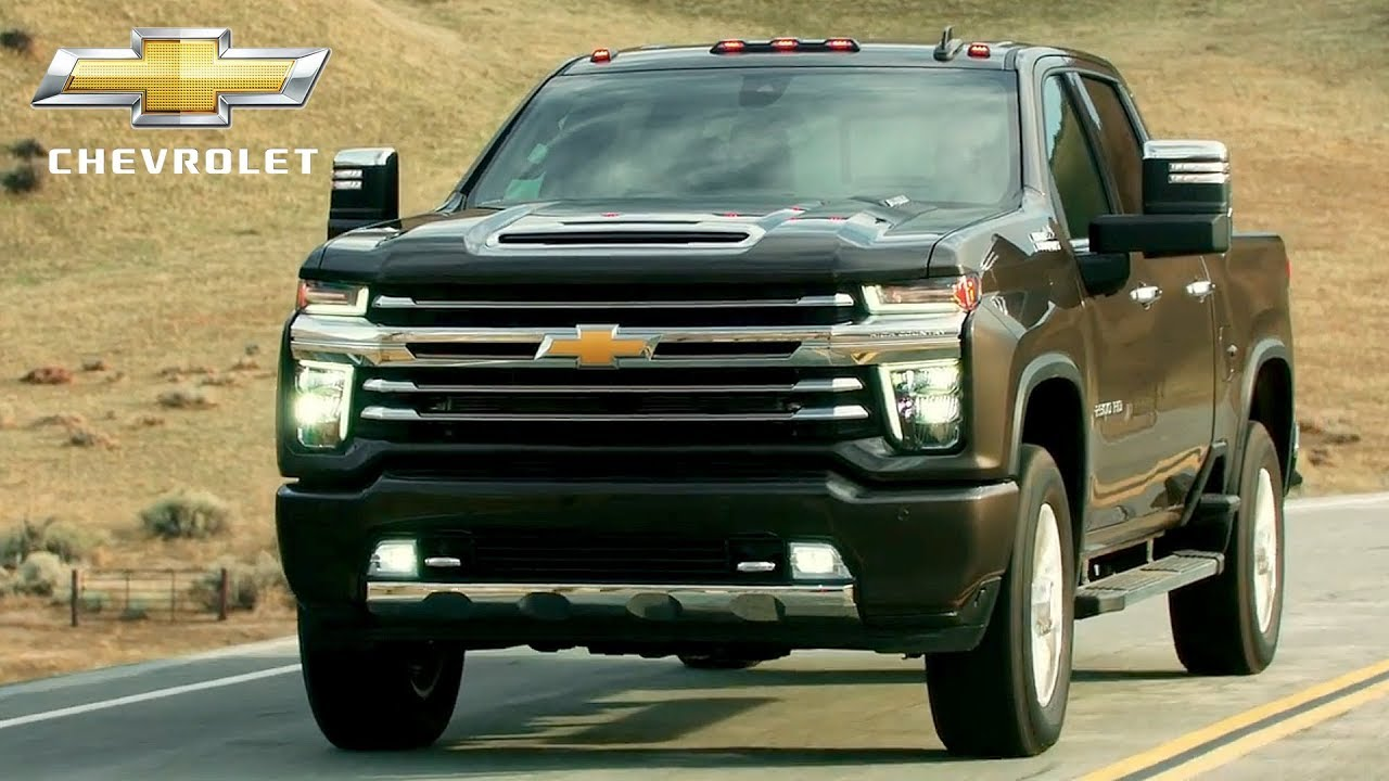 2020 Chevrolet Silverado HD - YouTube