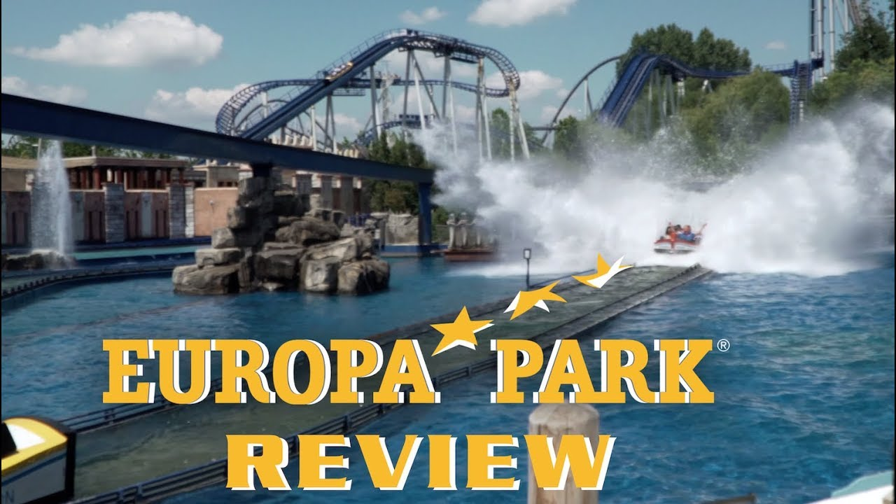 Europa Park Karte.Europa Park Review Rust Germany Theme Park