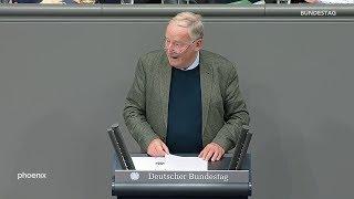 Alexander Gauland (AfD) zur Regierungserklärung von Angela Merkel zum Europäischen Rat am 17.10.19