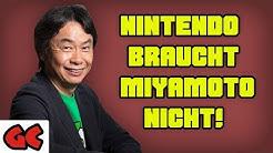 NINTENDO braucht MIYAMOTO nicht! | Kolumne