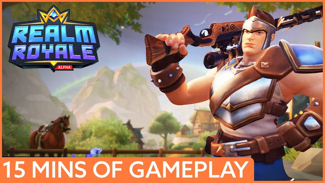 Realm Royale tips – our guide to the latest battle royale | PCGamesN