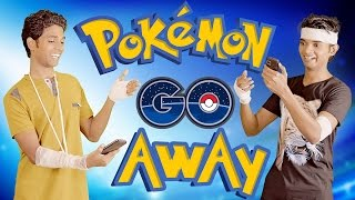 Pokemon Go is Dangerous for Everyone | Hindi Comedy Video | Pakau TV Channel
