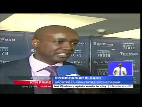Betting firm SportPesa reinstates sponsorships to KPL clubs Gor Mahia and AFC Leopards