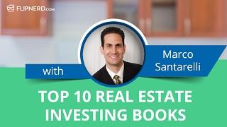 Top 10 Real Estate Investing Books - Marco Santarelli