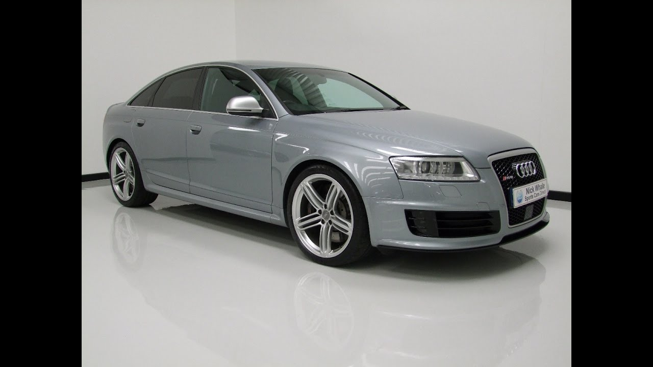 For Sale Audi RS V Quattro Saloon Nick Whale Sportscars YouTube - Audi rs6 for sale