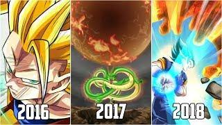 The Evolution Of Dokkan Battle (2015 - 2018)