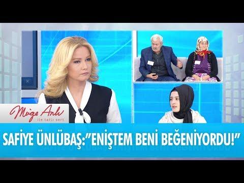 Safiye Ünlübaş: 'Eniştem beni beğeniyordu!'- Müge Anlı İle Tatlı Sert 22 Şubat 2018