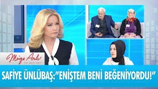 """Safiye Ünlübaş: """"Eniştem beni beğeniyordu!""""- Müge Anlı İle Tatlı Sert 22 Şubat 2018"""