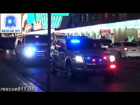 [Las Vegas] Metropolitan Police + Bomb Squad (collection)