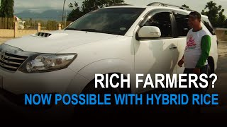 Albee Benitez   Game Changer Philippines Season 2EP6BD2  Rich Farmers Now Possible with Hybrid Rice