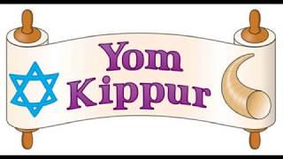 VISPERA DE YOM KIPPUR CLAMOR DE CONFESION