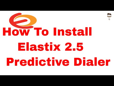 How To Install Elastix 2.5.0 PBX Part 1 || Elastix Install step by step best Free predictive Dialer