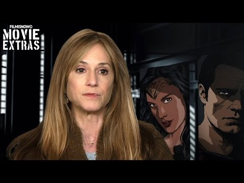 Batman v Superman: Dawn of Justice | Holly Hunter is