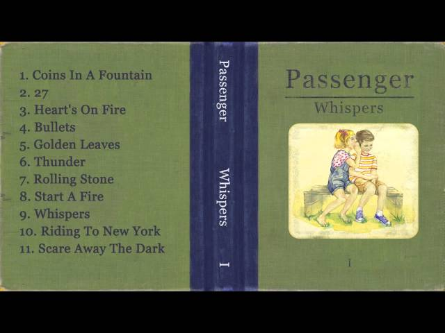 Passenger | Whispers | Official Full Album Stream