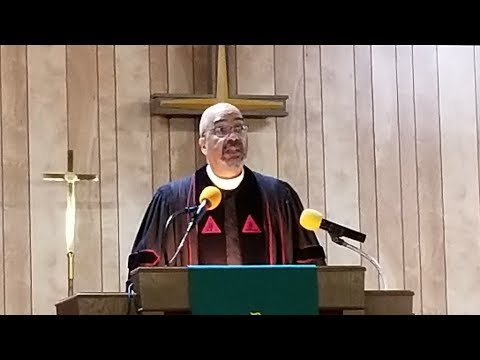 Kansas City District Revival - Rev. Dr. Joel D. Miles - Facing Our Problems - 11/7/2017