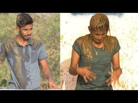 Made for Each Other Season 2 I Sumith  & Hima in Golmaal task I Mazhavil Manorama