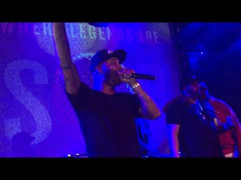 Joe Budden - SlaughterMouse (Live) 9/21/15