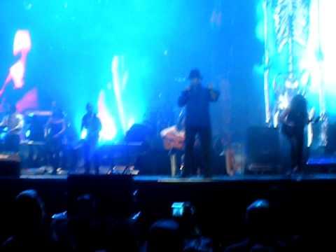 correo de la noche concierto el barrio espejos madrid 2012 On concierto el barrio madrid