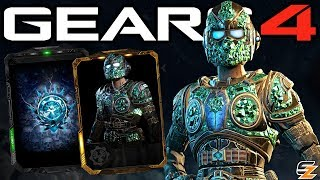 Gears of War 4 - Emerald COG Gear Character Challenge & How to get them! (Emerald Gear DLC)