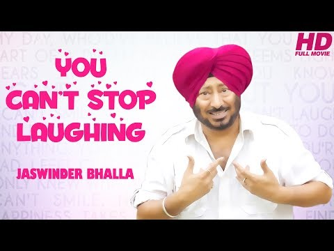 You Can't Stop Laughing | Jaswinder bhalla...