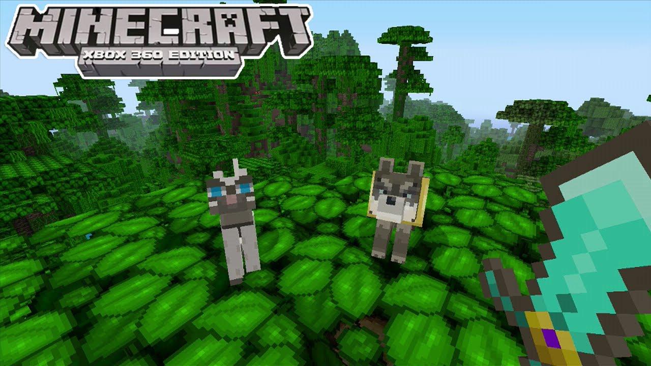 Minecraft Xbox - Fantasy Texture Pack - First Look Showcase!
