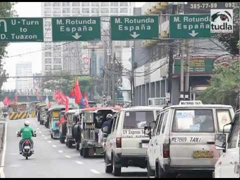 Nationwide protest against oil price hike led by transport group PISTON