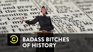 Badass Bitches of History: The Wicked Tough Anne Hutchinson - Uncensored thumbnail