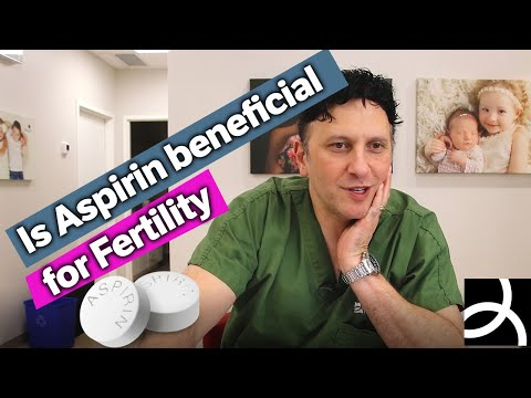 Is Aspirin beneficial in Fertility