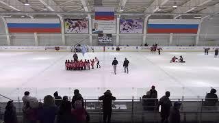 Красная звезда (Краснокамск) : Югра (Ханты-Мансийск) 21.04.19 + Закрытие Турнира