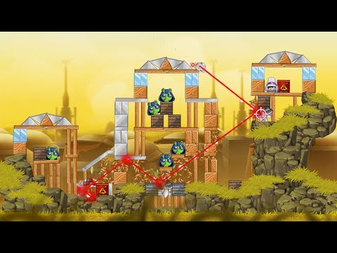 Angry Birds Star Wars II - Rebels Gameplay Trailer