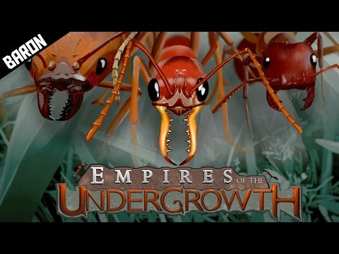 Thumbnail: ANT EMPIRE SIM - Empires of the Undergrowth Part 1 (Return of Simant)