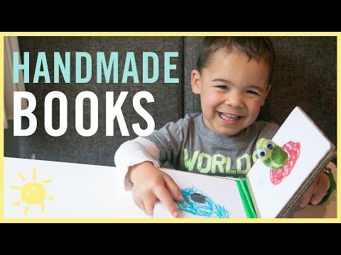 PLAY | HANDMADE BOOKS!