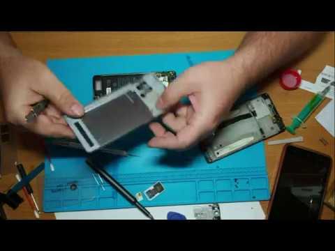 Xiaomi Redmi 3s замена модуля с рамкой