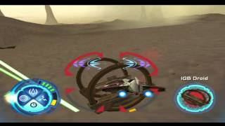 Star Wars Jedi Starfighter Mission 13 Attack of the Clones