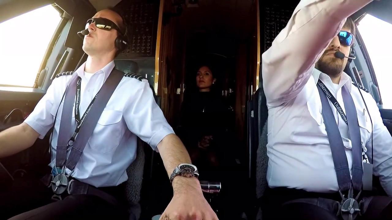 Download Gulfstream Landing Palm Beach President Trump TFR...Air Force One - Pilot VLOG 35