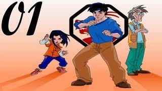 Jackie Chan Adventures - Prologue - Mexico - Walkthrough