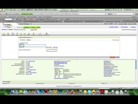 How To Create Subdomains with Godaddy