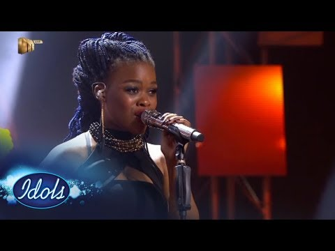 Top 8 Reveal: Phindy raises the bar again | Idols SA Season 13