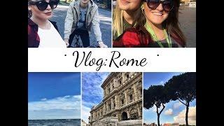 Vlog: Rome, глупые экскурсии, ночная жизнь в Риме,море в октябре(, 2016-11-28T18:48:52.000Z)