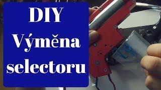 Jak vyměnit selector switch Airsoft CZ DIY