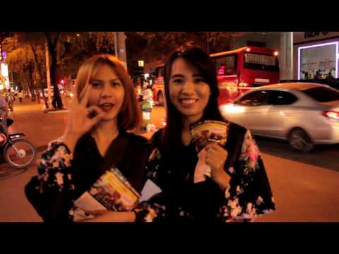 Japan Town Saigon Night Life: Restaurants Bars Spas & karaokes
