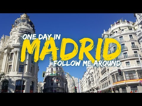 Little Follow Me Around: Madrid