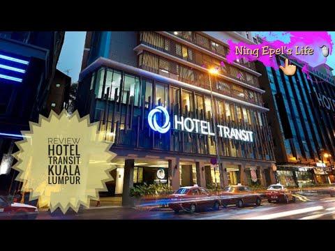 Travel Vlog | Review Hotel Transit Kuala Lumpur 🙄🏨