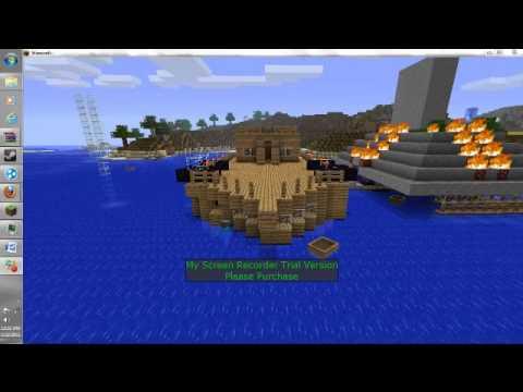 EmpireCraft Major Monuments #1