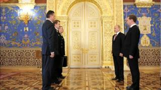 "Vladimir Putin inaugurated as President of Russia - The Iron Man ""is back"" - A Posse de Putin"