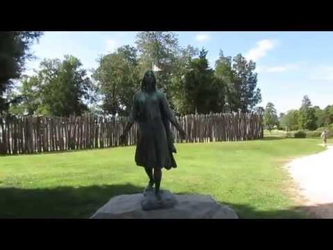 Historic Jamestown Island Virginia Part 1