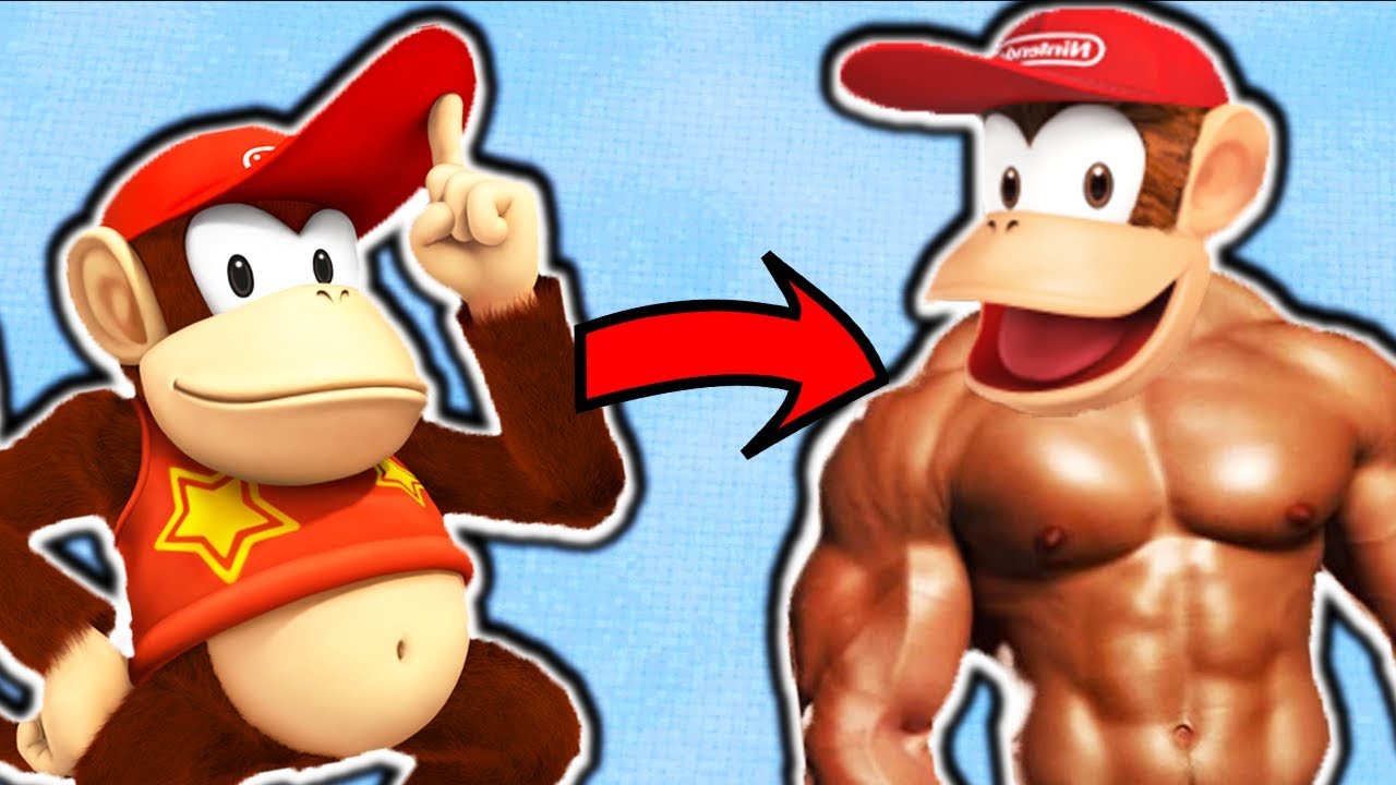 Top 10 BUFFED Characters In Super Smash Bros. Ultimate thumbnail
