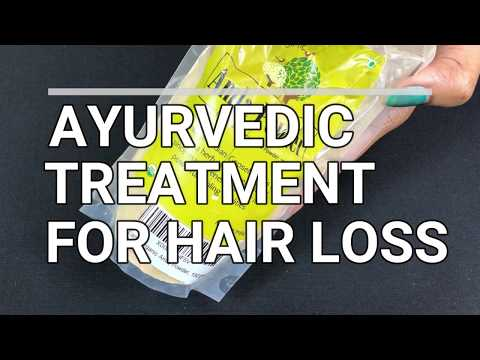 Ayurvedic Treatment to Stop Hair Fall & Grow Hair Faster(100% Effective)